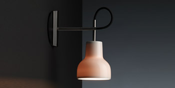 AMEICO | PORCELIGHT WALL LAMP