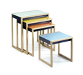 Ameico Albers Nesting Tables