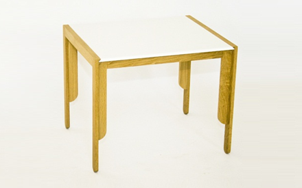 AMEICO | ALBERS TEA TABLE