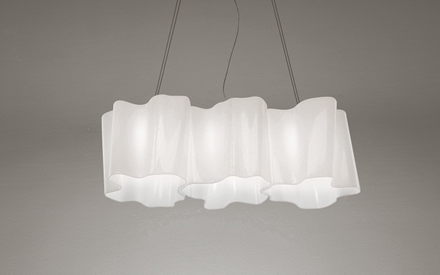 ARTEMIDE | LOGICO TRIPLE SUSPENSION