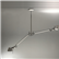 Tolomeo Double Suspension Lamp