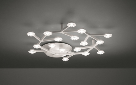 ARTEMIDE | LED NET CIRCLE CEILING LAMP