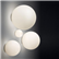 Dioscuri Wall Ceiling Lamp