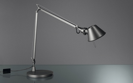 ARTEMIDE | TOLOMEO MIDI LED TABLE LAMP