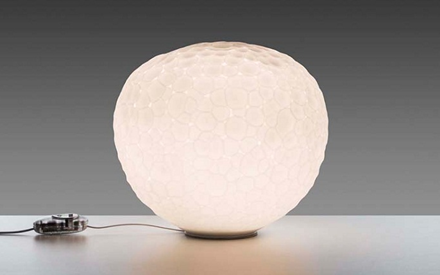 ARTEMIDE | METEORITE TABLE LAMP
