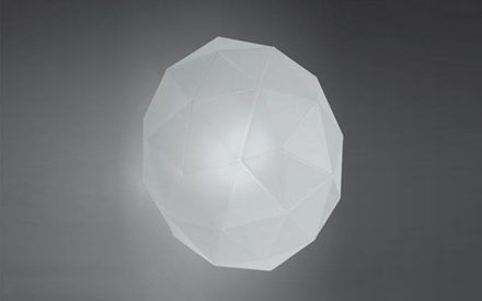 ARTEMIDE | SOFFIONE 36-45 WALL CEILING LAMP