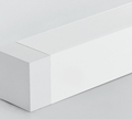Artemide 2 Square Strip Wall Lamp
