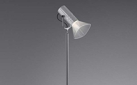 ARTEMIDE | FIAMMA READING FLOOR LAMP
