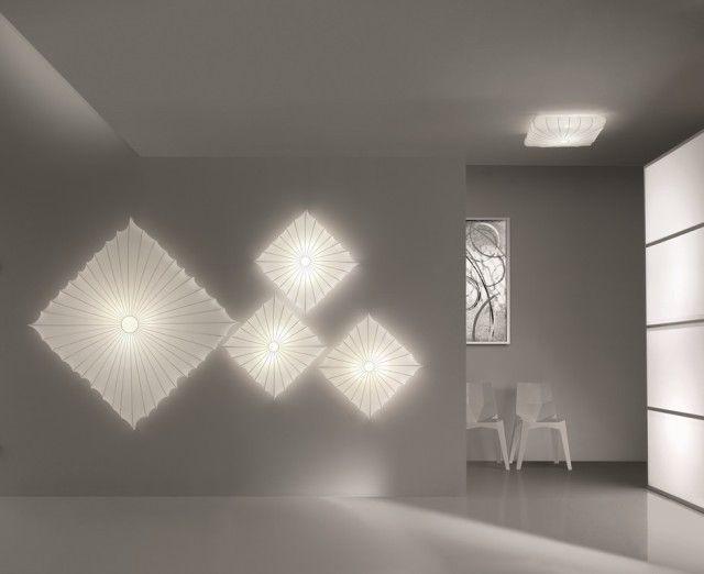 Muse square wall lamp axo light muse square wall lamp aloadofball Gallery