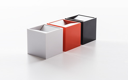 DANESE ARTEMIDE | CUBO ASHTRAY