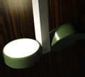 Aluled Disc 2L Wall Lamp