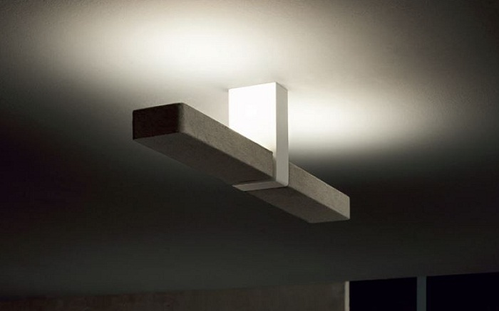 Wall Lamp Bar : Aluled Bar 2L Wall Lamp Itama Lighting