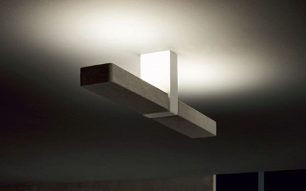 ITAMA LIGHTING | ALULED BAR 2L WALL LAMP