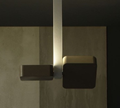 Aluled Square 2L Wall Lamp
