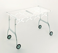 Kartell Gastone Folding Trolley
