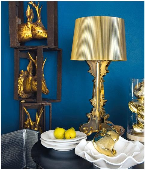 bourgie table lamp kartell lamps. Black Bedroom Furniture Sets. Home Design Ideas