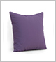 Lebello Sunbrella Throw Pillow Purple