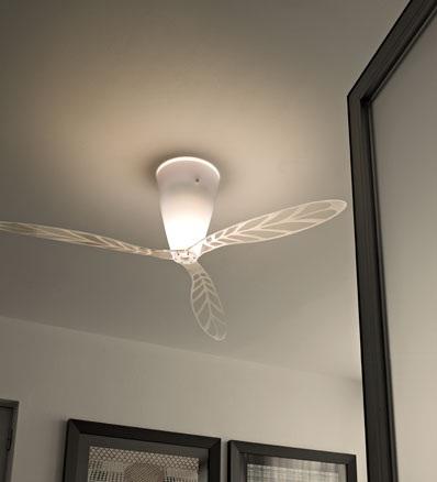Blow Ceiling Fan Luceplan