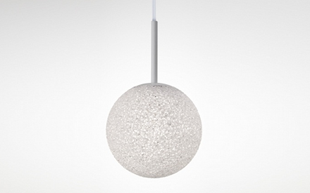LUMEN CENTER | ICEGLOBE PENDANT LAMP