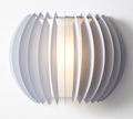Lumen Center Orange Wall Lamp