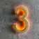 Backlit Outdoor Led House Numbers 3 inch