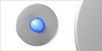 LUXELLO | SATIN ROUND DOORBELL BUTTON