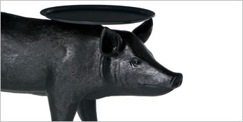 MODERN CLASSICS | PIG TABLE