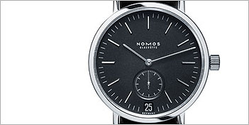 MODERN WATCHES | NOMOS TANGENTE SPORT INDEX WATCH