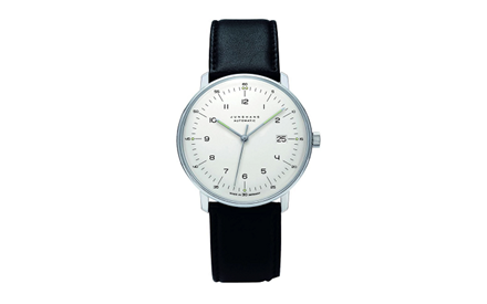 MODERN WATCHES | MAX BILL AUTOMATIC WITH DATES WRIST WATCH