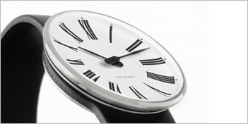MODERN WATCHES | ARNE JACOBSEN ROMER WATCH