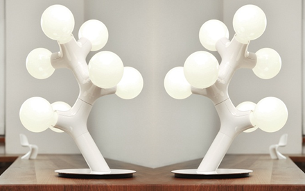 NEXT | DNA TABLE LAMP