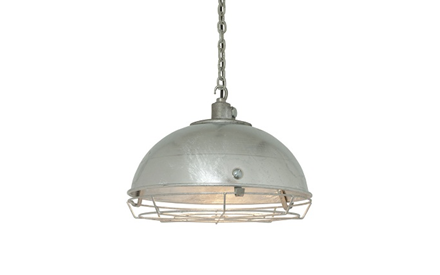 ORIGINAL BTC | STEEL WORKING PENDANT LAMP