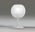 Glo White Table Lamp