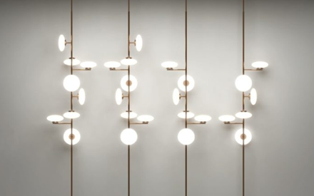 PENTA LIGHT | MAMI FLOOR CEILING LAMP