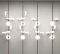 Penta Light Mami Floor Ceiling Lamp