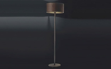 PENTA LIGHT | WOOD FLOOR LAMP