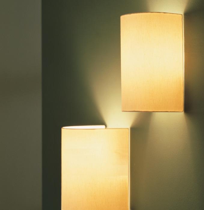 Singular Wall Lamp Santa Amp Cole