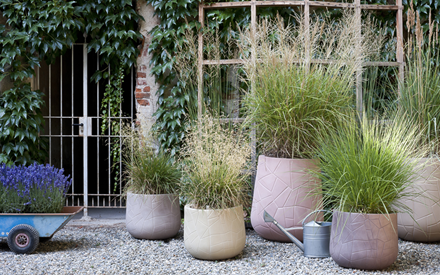 SERRALUNGA | MEMORY OUTDOOR POT