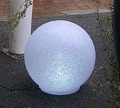Crystal Moon Floor Lamp