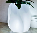 Serralunga New Wave Outdoor Planters Illuminated