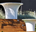 Serralunga Cone Big Outdoor Planters