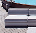 Serralunga Furniture One Outdoor Sofa with One Seat