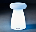 Porcino Outdoor Stool with Light