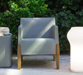Serralunga Furniture Kubric Outdoor Armchair