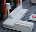 Serralunga Furniture One Outdoor Sofa with Two Seat