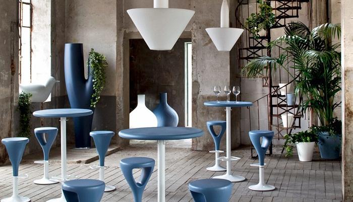 Zuff stool serralunga furniture for Serralunga furniture