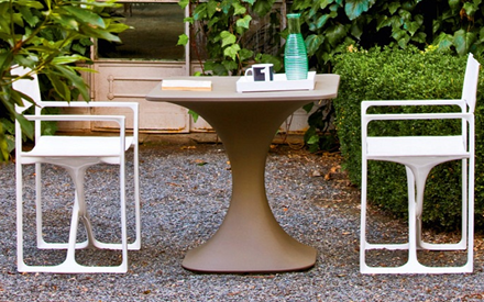SERRALUNGA FURNITURE | MILO OUTDOOR TABLE