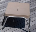 Time Out Outdoor Stool