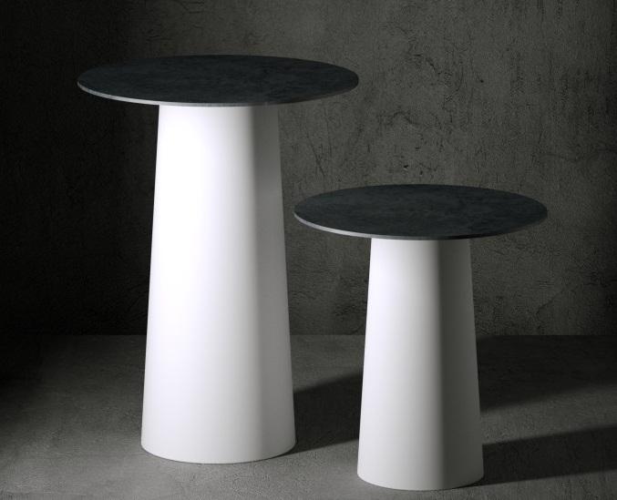 Lou lou outdoor square table serralunga furniture for Serralunga furniture