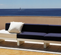 Serralunga Furniture Hour Sofa Three Seat